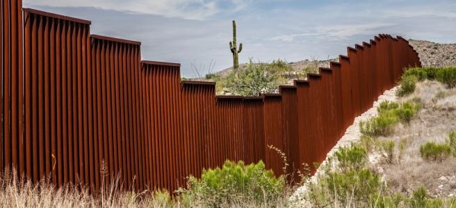 Frontera México USA