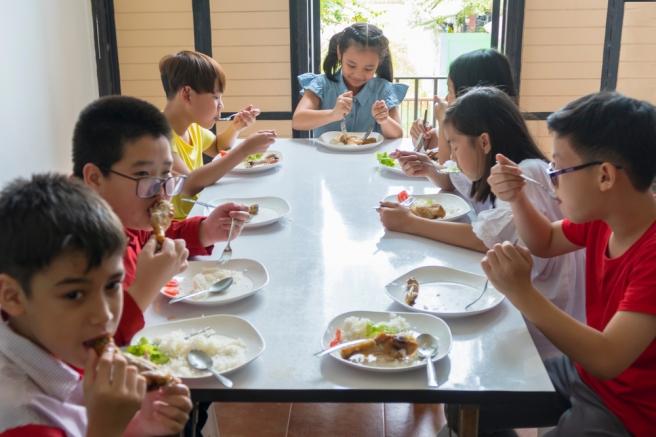 El cerebro de los niños requiere la mejor alimentación para desarrollarse