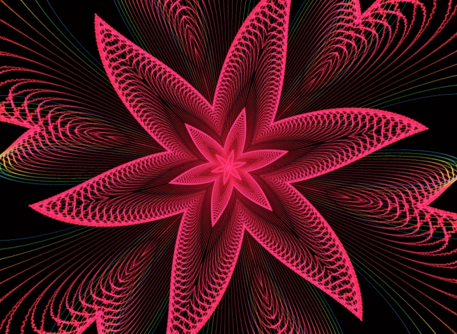 Las configuraciones fractálicas son esenciales para la mente humana